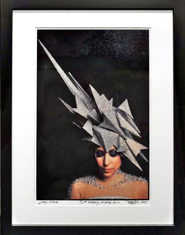 Diaporama : Affiches et photos du Grammy Museum de Cleveland
