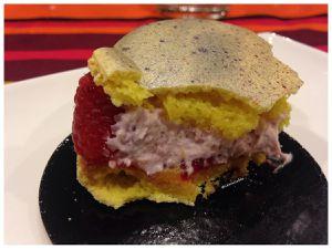 Macaron framboise citron vert (Version individuelle)