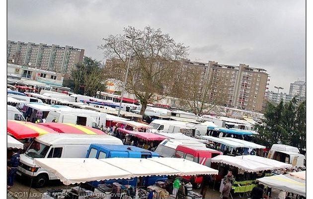 Sotteville : Les couleurs du marché (1)
