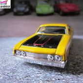 69 FORD TORINO TALLADEGA 1969 HOT WHEELS 1/64 - car-collector.net