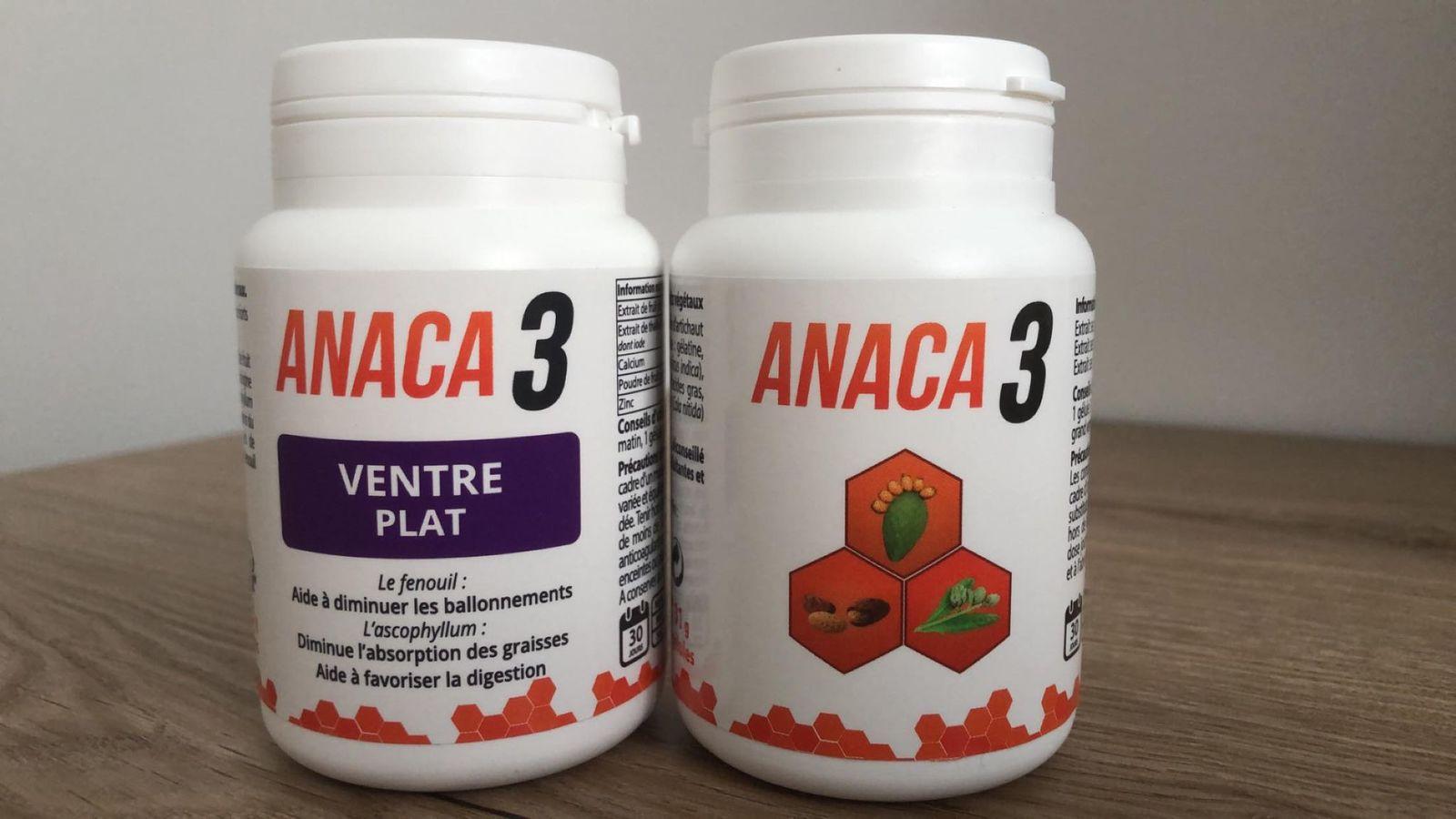 Nouveau test Anaca3 ventre plat