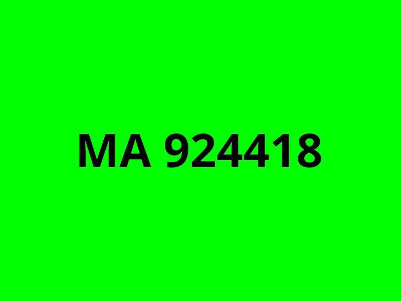 MA 924418 , a quai dans le port de la Ciotat le 23 avril 2017