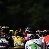 Tour de France : le départ de la 14e étape retardé d'un quart d'heure après une manifestation d'opposants à la porcherie d'Ossun