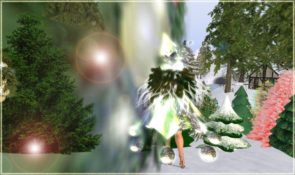 aire ultimate partie,arcawind arcachon  cherry manga,avatars et tenues de noël