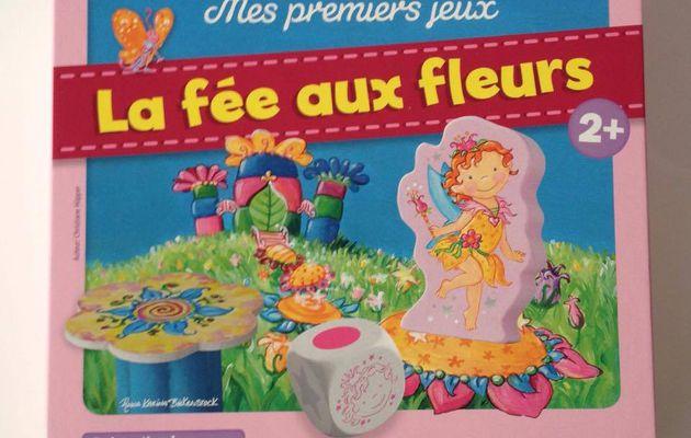 Et si on jouait a la fée aux fleurs de chez HABA?