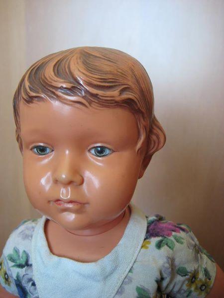 Cette poupée n'est plus dans ma collection