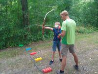 Stage multi activités nature - 7-9 ans - 16 au 20 Juillet
