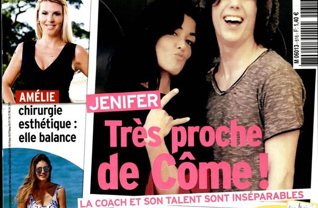 La Une de la presse people ce jeudi : Karine Ferri, Jenifer, Jamel...