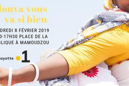 """Mayotte la 1ère : """"Le Salouva vous va si bien"""" - 5ème édition"""