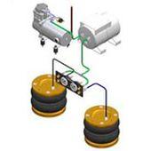 La suspension pneumatique fonctionnement avantage avec AMI RESEAU - Ateliers mécaniques indépendants - A.M.I Réseau / Tel 01.42.77.85.26