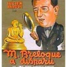 Monsieur Breloque a disparu de Robert Péguy
