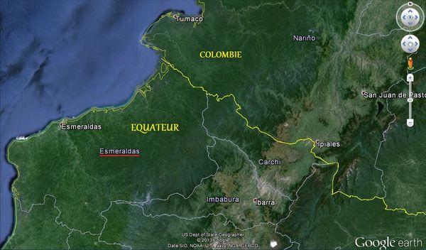 Un hélicoptère équatorien essuie des tirs
