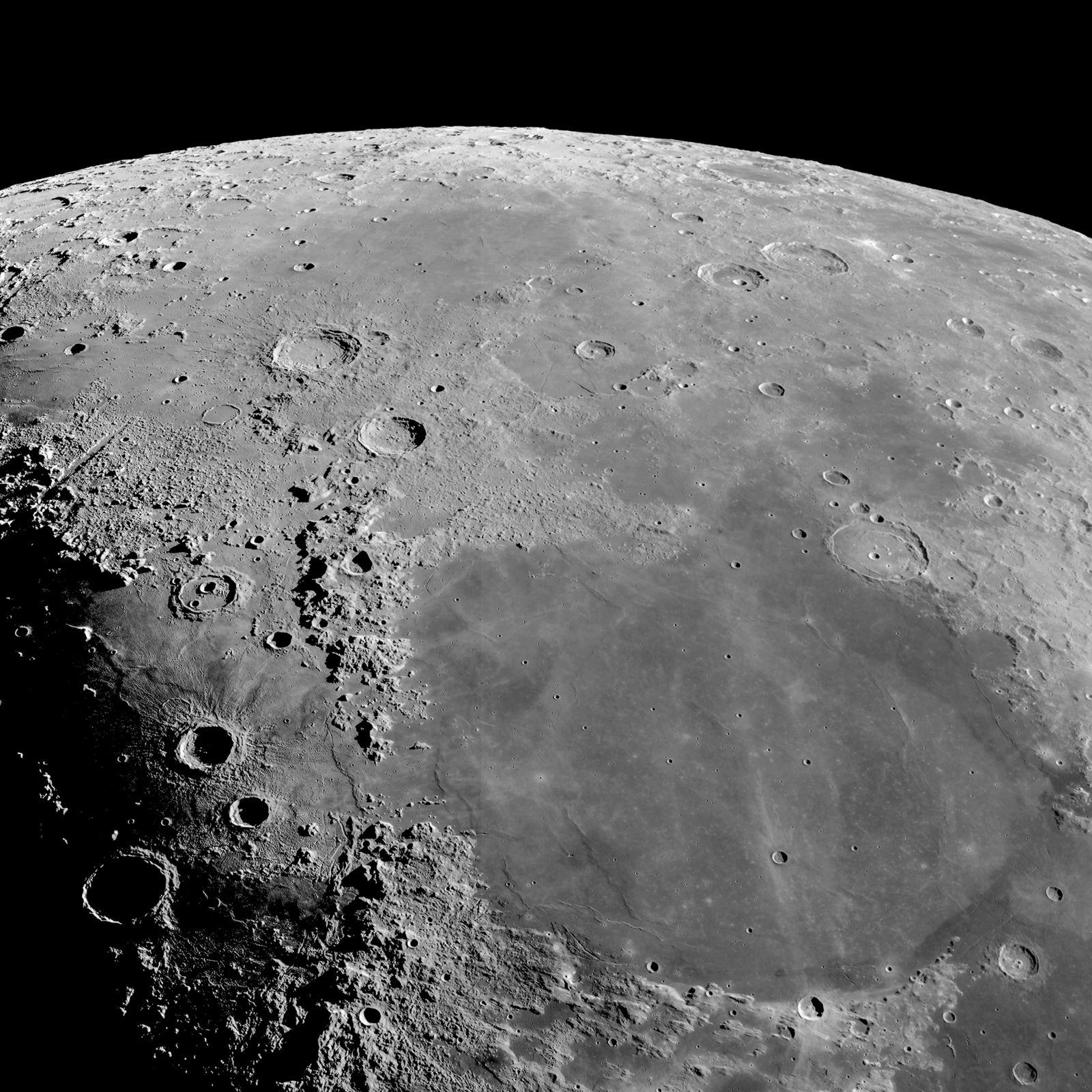 Lune - Moon - Pleiades NEo 3 - Satellite - Calibration - Earth Observation - Super lune - Juin 2021 - Perigee