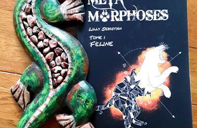 Métamorphoses, Féline, de Lilly Sebastian