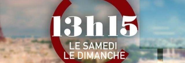 """""""L'homme au visage grêlé"""" dans """"13h15, le dimanche sur France 2"""