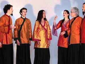 muOm, un groupe vocal de chant harmonique catalan qui explore la voix dans toutes ses dimensions sonores