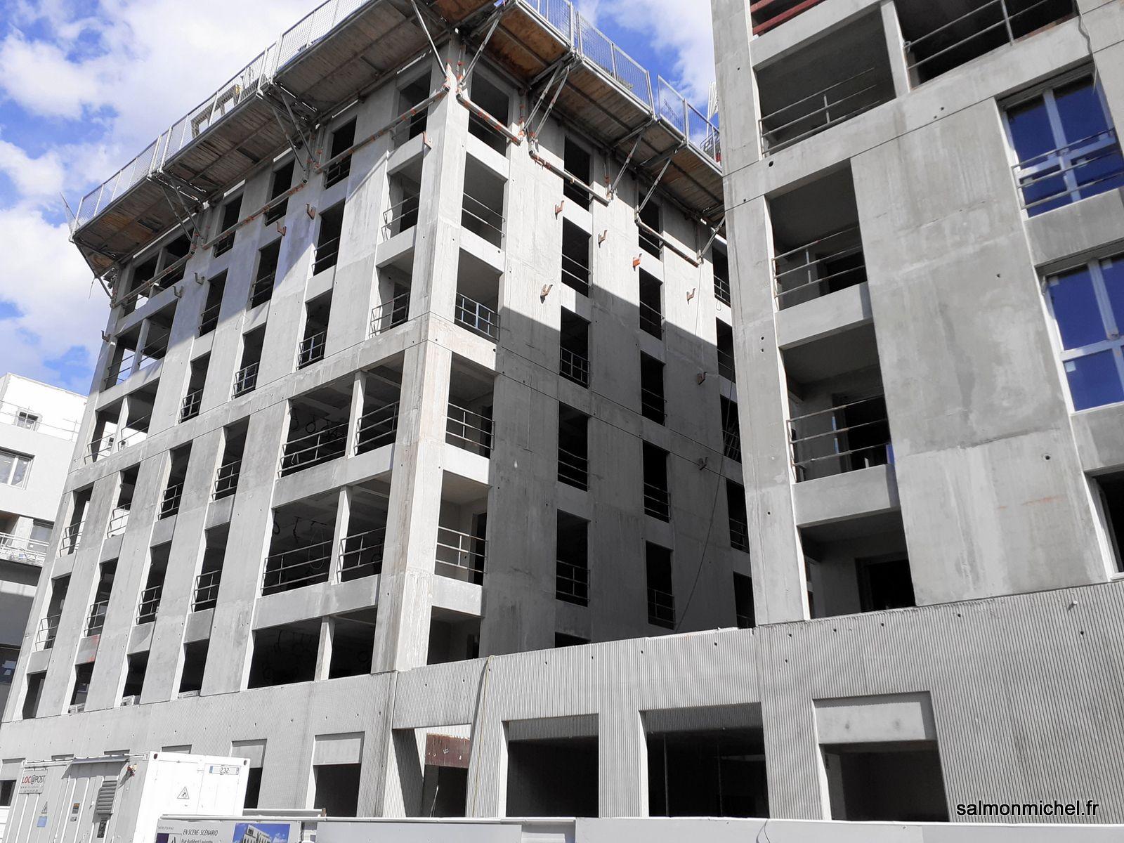 Projet urbain sur le site de l'ancienne usine des Moteurs PATAY - Mai 2021