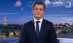 Gérald Darmanin sur France 2, le 26 novembre 2020