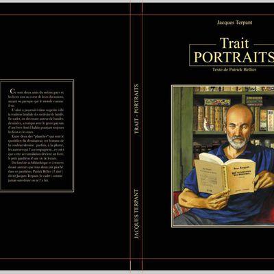 Album Trait-Portraits Réservez votre édition luxe (avec dessin original)
