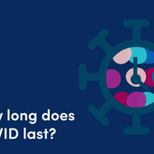 How long does COVID-19 last? Our data shows one in ten are sick for 3 weeks or more