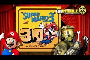 Super Mario Bros 3 : le 30ème anniversaire par Lord Paddle