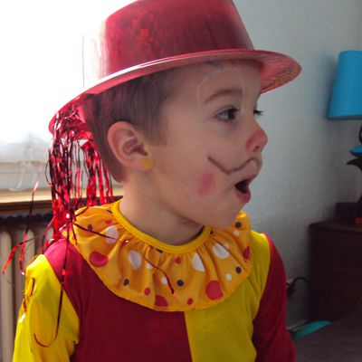 20 janvier 2013, Thomas a 3 ans !