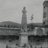 Monument,statue et fontaine à Lavoute Chilhac - L'Auvergne Vue par Papou Poustache