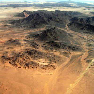 Photos de désert