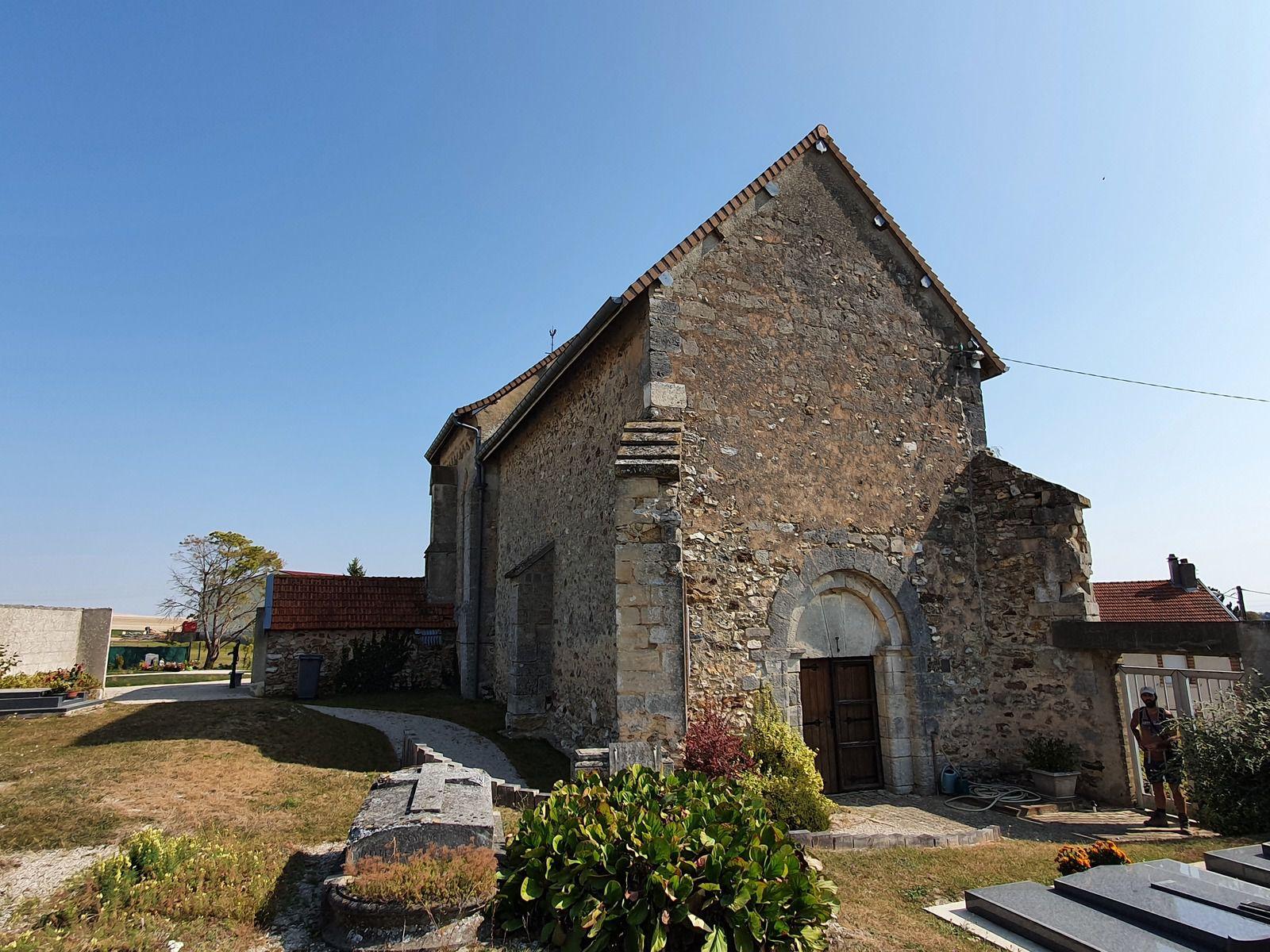 18 septembre 2020 - La Via Francigena de Verzy à Condé-sur-Marne