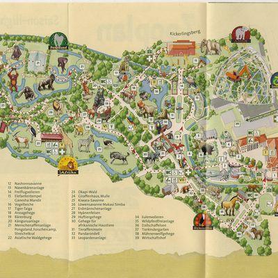 Ausflug Leipziger Zoo 25./26.04.10