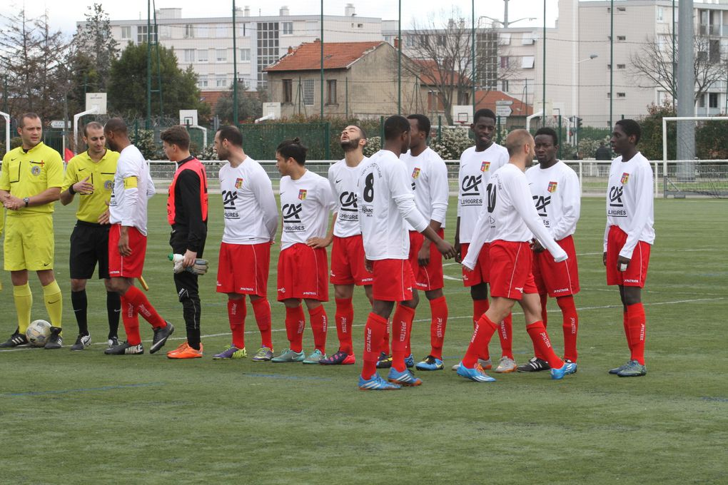 L'US Vénissieux s'est qualifiée facilement pour les quart de finale de la Coupe du Rhône