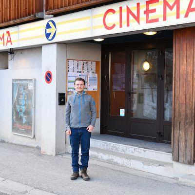Val d'Allos, nouvelle orientation pour le cinema l'Aiguille.