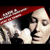 """Zazie & Hubert-Félix Thiéfaine """"Avec Le Temps"""" (Live Taratata 2005)"""