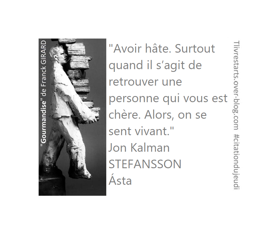 Ásta de Jon Kalman STEFANSSON
