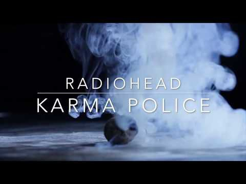 """"""" KARMA POLICE """" - RADIOHEAD by Claire OBSCURE"""