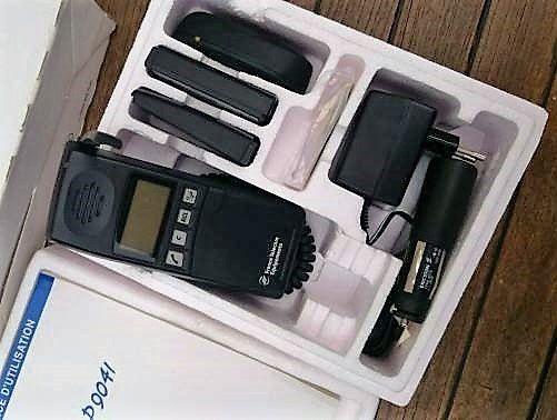 La série de téléphones portables LISA P90.. de France Telecom des années 1990