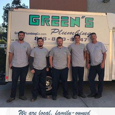 Green's Plumbing Services
