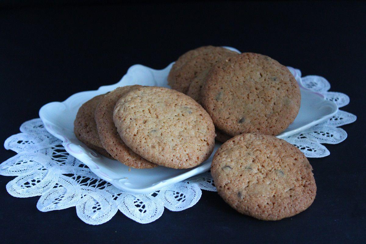Cookies café chocolat