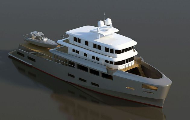 Floating Life appoints Cantiere delle Marche for the construction of the K42 exploration yacht