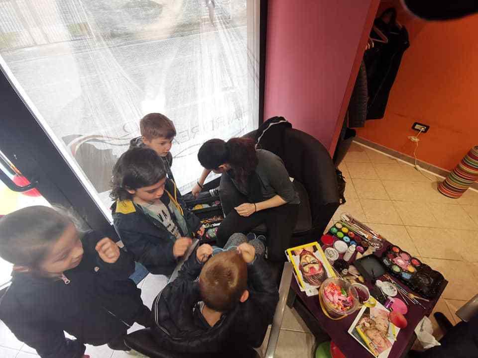 RSC Une ville pour les enfants - primaire Vicomoscano