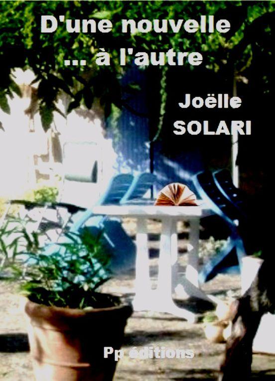 Joëlle SOLARI lauréate du prix de BUZET bientôt de retour dans nos recueils de nouvelles