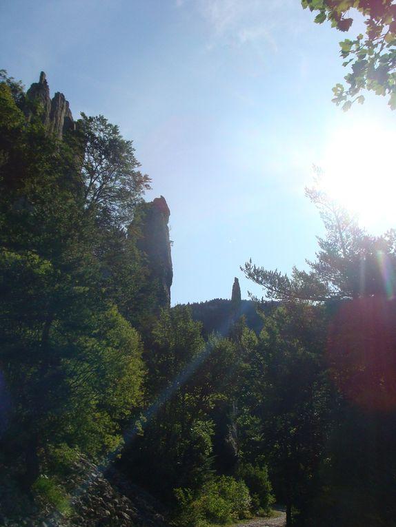 Montagne de Belle Motte par les Sucettes de Borne