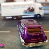 CUSTOM 69 VOLKSWAGEN 1600 SQUAREBACK HOT WHEELS 1/64. - car-collector.net