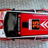 FASCICULE N°6 CITROEN C2 S 1600 RALLYE MONTE CARLO 2005 - KRIS MEEKE / CHRIS PATTERSON. - car-collector.net