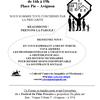 Forum contre l'exclusion le 15 nov à 16h