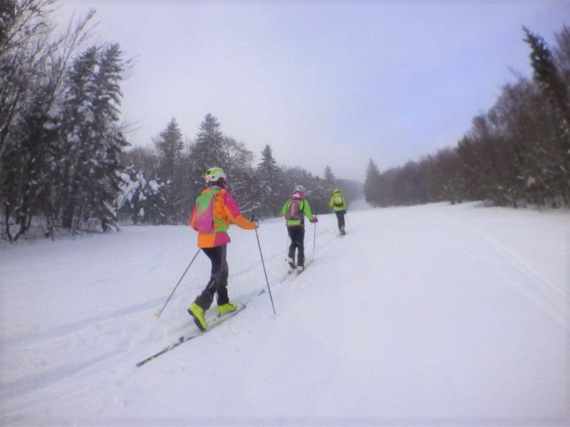 2020: Ski 6e épisode - 20km/3:00