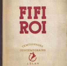 Fifi Roi - Journal très intime