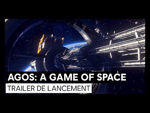 [ACTUALITE] AGOS: A GAME OF SPACE - DÉSORMAIS DISPONIBLE