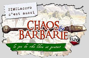 Chaos & Barbarie D20