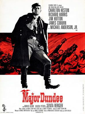 Major Dundee de Sam Peckinpah